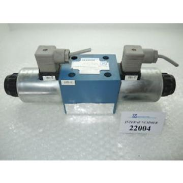 4/3 way valve Rexroth  4WE 10 J32/CG24N9Z4, Demag Spatre parts
