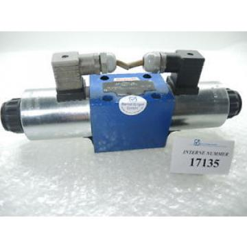 4/3 way valve Rexroth  4 WE 10 J33/CG24N9K4, MNR: R900589988, Engel spares