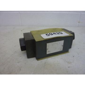 Rexroth Pilot Check Valve Z2S10-1-30/V Used #59429