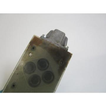 REXROTH HYDRUALIC CONTROL VALVE 4WMM6JB53/F Origin NO BOX