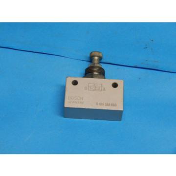 Bosch 0-821-200-005 Throttle Check Valve 0821200005 1/4#034;25#034; Inch NPT