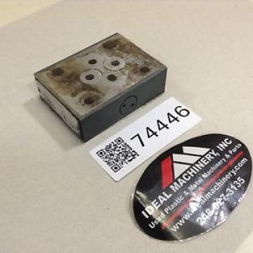 Rexroth Valve ZDR6DP0-40/40YMMRW80 Used #74446