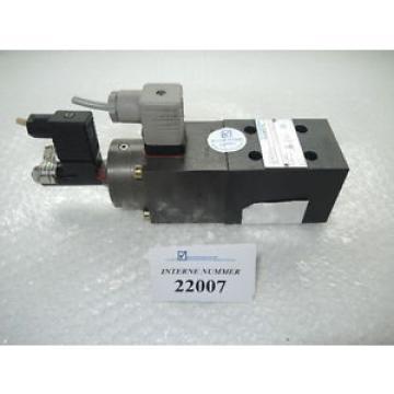 Proportional valve Rexroth  DBETR-10/80, pressure limit valve + sensor, Demag