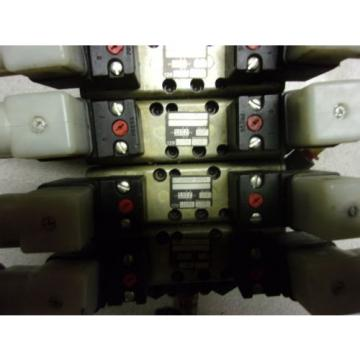 Rexroth Ceram GT10062-2424 4-Way Directional Valve Assembly FREE SHIPPING