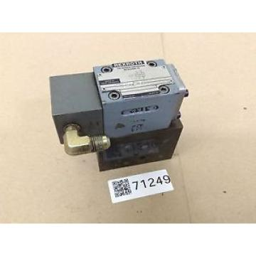 Rexroth Valve 4WH6D52/V/5 Used #71249