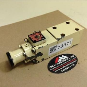 Rexroth Hydraulic Valve DBET-50/200G24N9K4 Used #78871