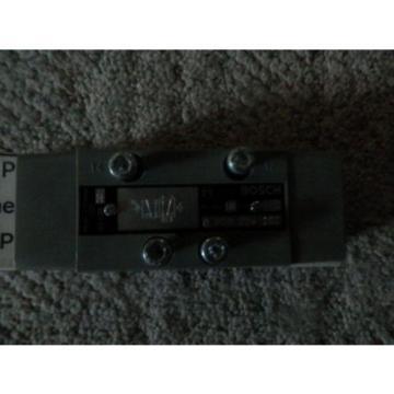 origin Bosch Rexroth Pneumatic ISO Valve 0820224003