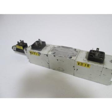 REXROTH VALVE 4WRE6E32-10/24Z4/M USED