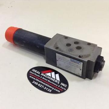 Mannesmann Rexroth Hydraulic Valve ZDR6DP2-41/150YM/12 Used #84251