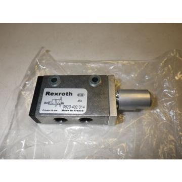 Rexroth Bosch Valve 0 820 402 014