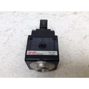 Rexroth Bosch 0821300937 24 VDC 48 VAC Control Valve 1824210243 0 820 019 968