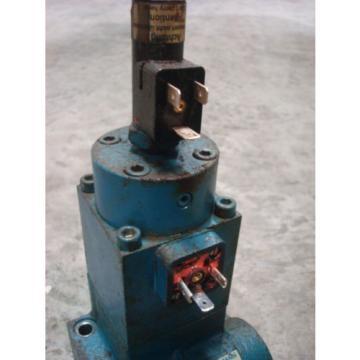 USED Mannesmann Rexroth 2FRE 10-42/50L Solenoid Valve 00415446