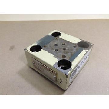 Rexroth Hydraulic Valve LFA25WEB60/V/12 Used #67757