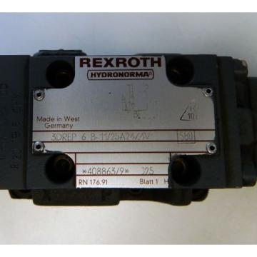 Rexroth Hydronorma Directional Valve  4WRZ 16 EA150-50/6A24Z4/V - unused -