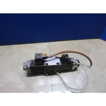 REXROTH SOLENOID VALVE 4WE 6 E53/AG24NK4/T06 GU35-4-A 093 24V DC 26W