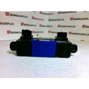 Rexroth R978017735 4WE 6 D62/OFEW1 10N9K4/62 Hydraulic Directional Valve