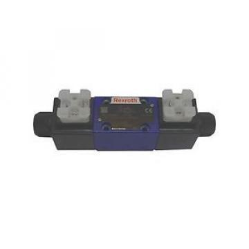R900552321 4WE6D6X/OFEW110N9K4 Magnetwegeventil Bosch Rexroth directional valve