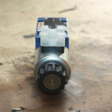 REXROTH HYDRAULICS 4WE 6 D62G24N9K4 00561274 Solenoid Operated Directional Valve