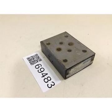Mannesmann Rexroth Valve ZDR6DP0-40/40YMMRW80H Used #69483