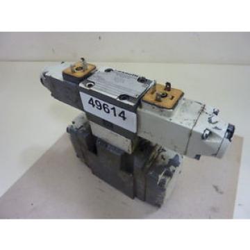 Rexroth Valve 4WE6J51/AG24N9K4/B10V Used #49614