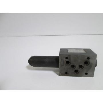 REXROTH HYDRUALIC VALVE ZDR10DP2-52/150YM/12 USED