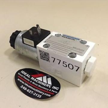 Mannesmann Rexroth Valve 4WE6D61/EG24K4SO293 Used #77507