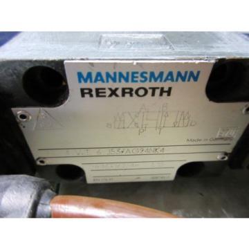 REXROTH SOLENOID VALVE 4WE 6 J53/AG24NK4 4WE6J53/AG24NK4