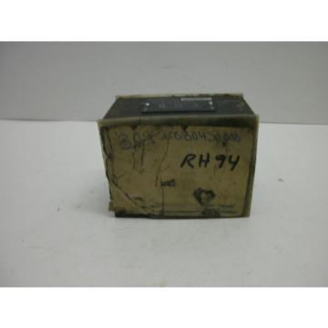 MANNESMANN REXROTH Z1S 10 P1-33/V W4 CHECK VALVE Origin NO BOX