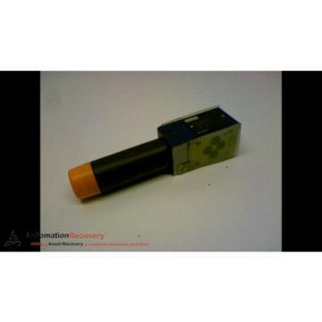 REXROTH R900410849 PRESSURE CONTROL VALVE, Origin #172172