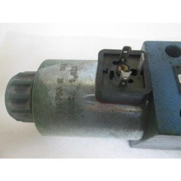 REXROTH DR-6-DP2-53/150YM W5 HYDRAULIC VALVE USED