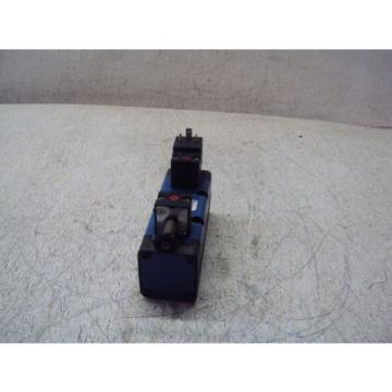 REXROTH GS-020042-02626 VALVE  USED