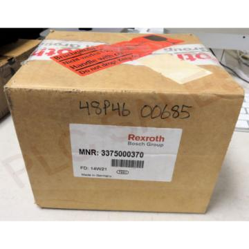 REXROTH 337 500 037 0  |   DeviceNet Pneumatic Valve Driver v43  Origin
