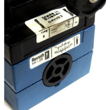 NIB REXROTH 581-229-005-0 10BAR 110/115V-AC SOLENOID VALVE TYPE 9, 581-25