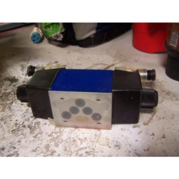 Origin REXROTH R900594948 TWO-WAY DIRECTIONAL SPOOL VALVE 12/240 VAC/DC 4 AMP