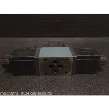 Uchida Rexroth Directional Control Valve 4WE6E-A0/AW100-00NPL