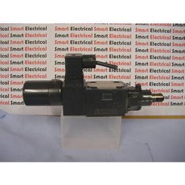 Rexroth 4WMR6 J53/SO33 Monitored manual valve