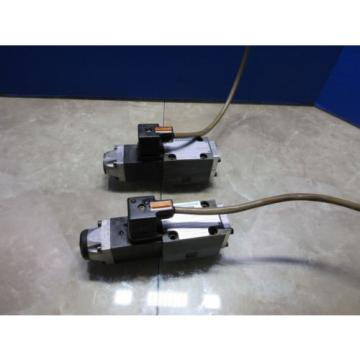 REXROTH SOLENOID VALVE 4WE 6 JA53/AG24NK4 4WE6JA53/AG24NK4