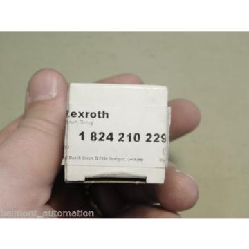 BRAND Origin - Rexroth Bosch 1-824-210-229 181911 Solenoid Valve Coil