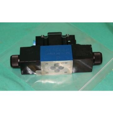 Rexroth, 4WE6E62/EW110N9DAL/62, R978873115, Hydraulic Control Valve