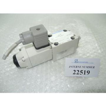 4/2 way valve SN 2569914, Rexroth  4WE 6 D5X/AG24NZ4, Krauss Maffei spares