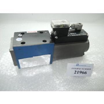 Proportional throttle valve SN 96166,  Rexroth  5WRP10F1B70L-2X/G24Z4/M