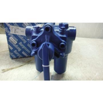 REXROTH  40LD 0003 G25A00-040-00M02 DUPLEX FILTER VALVE, Origin OLD STOCK