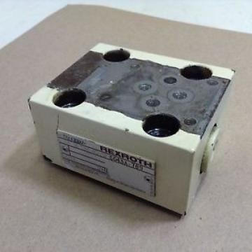 Rexroth Hydraulic Valve LFA16DBE-60//12S043A-789 Used #78874