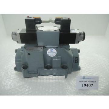 Pilot valve Rexroth  4WEH22E17-70 + Rexroth  4WE6J52, Battenfeld machines