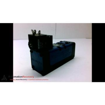 REXROTH GS20061-3940 CERAMIC PNEUMATIC VALVE, 150 PSI, 2/10BAR, SEE DESC #194435