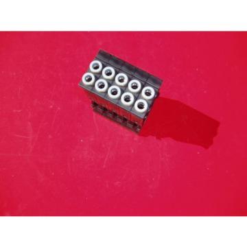 Rexroth Bosch VTS-HF 03 Pneumatic Valve Block Extension - NOS