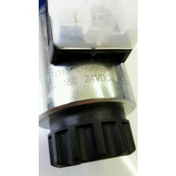 Rexroth Hydraulikventil 4WE6GA62/EG24N9K4 solenoid valve 606033