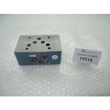 Way valve Rexroth  M-Z4SE 10 E11/CG24K4, Battenfeld injection molding machine