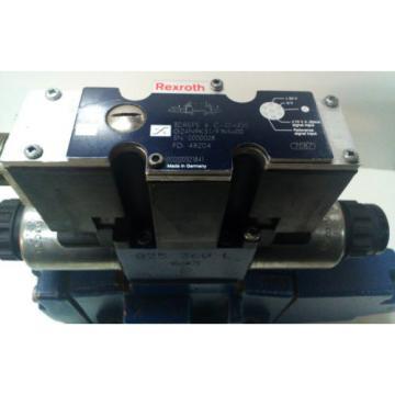 Proportional directional valve 4WRZE 16 W8-150