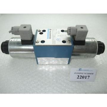 4/3 way valve Rexroth  5-4WE 10 E32/CG24N9Z4, Demag injection molding machine